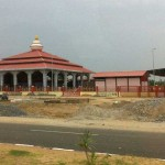 New bus stand in Puri for Nabakalebar.