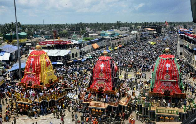 PIL seeks 'No Flying Zone' over Puri Jagannath temple